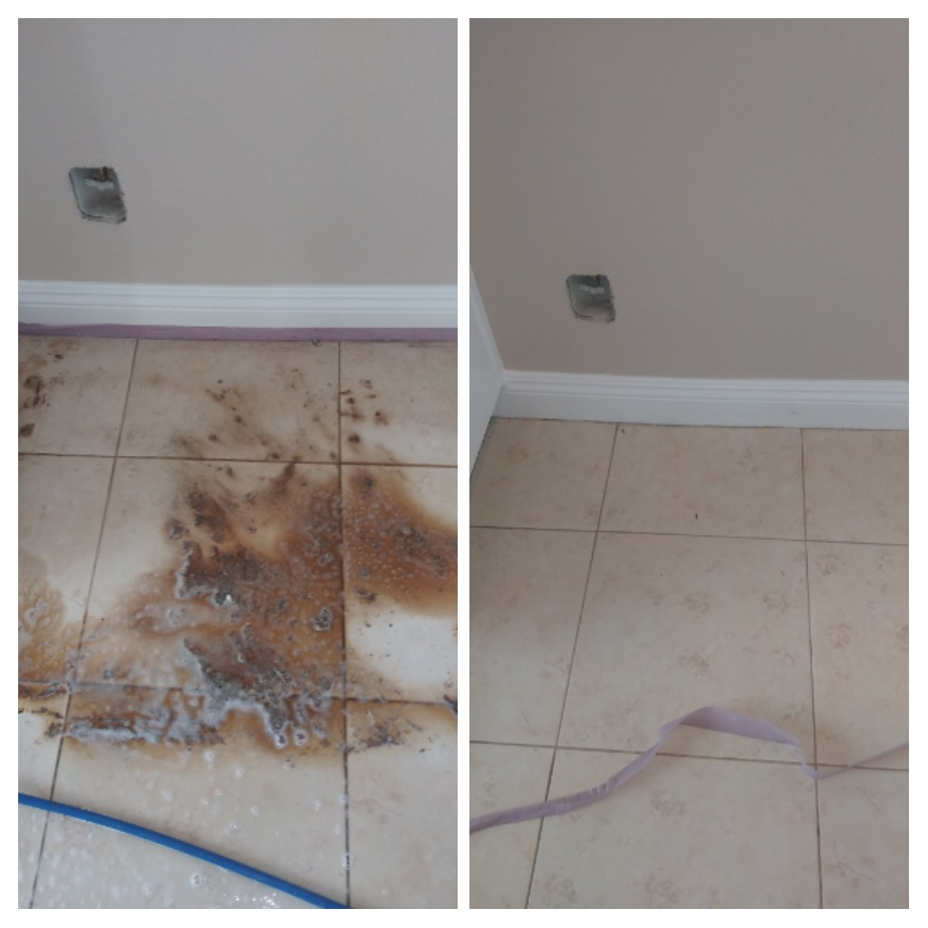 Tile And Grout Cleaning Services Roseville CA