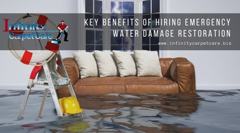 Key Benefits Of Hiring Emergency Water Damage Restoration