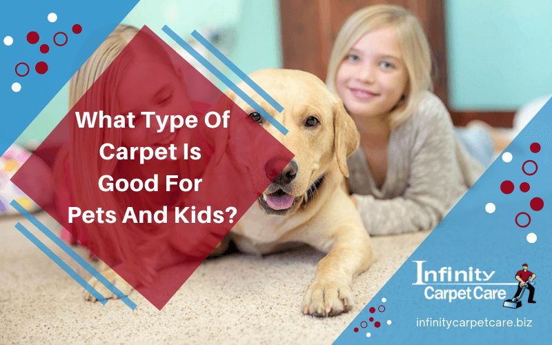 What Type Of Carpet Is Good For Pets And Kids