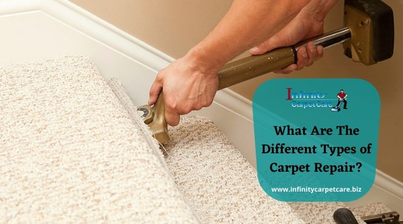 What Are The Different Types of Carpet Repair?