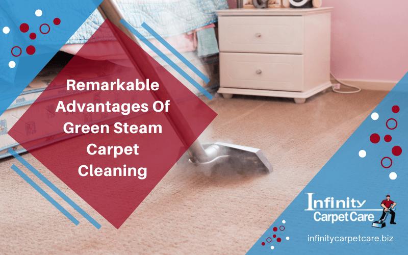 Green Steam Carpet Cleaning Roseville