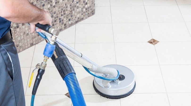 Grout Cleaning Company Roseville