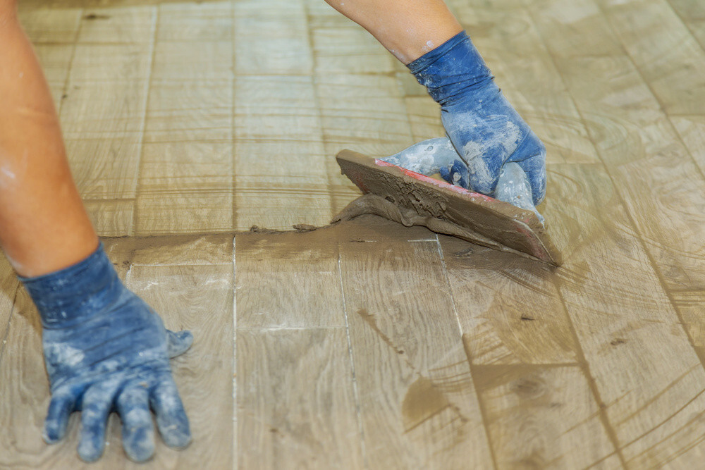 grout sealing Roseville