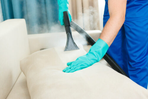 upholstery steam cleaning Roseville