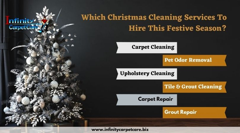 Which Christmas Cleaning Services To Hire This Festive Season?