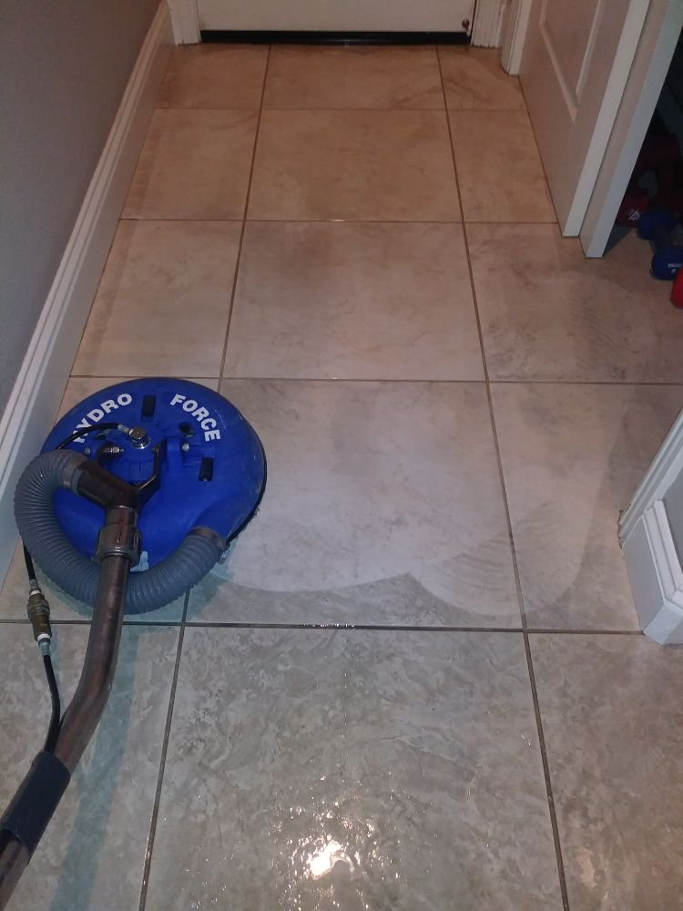 Tile and Grout Cleaning Experts Roseville CA