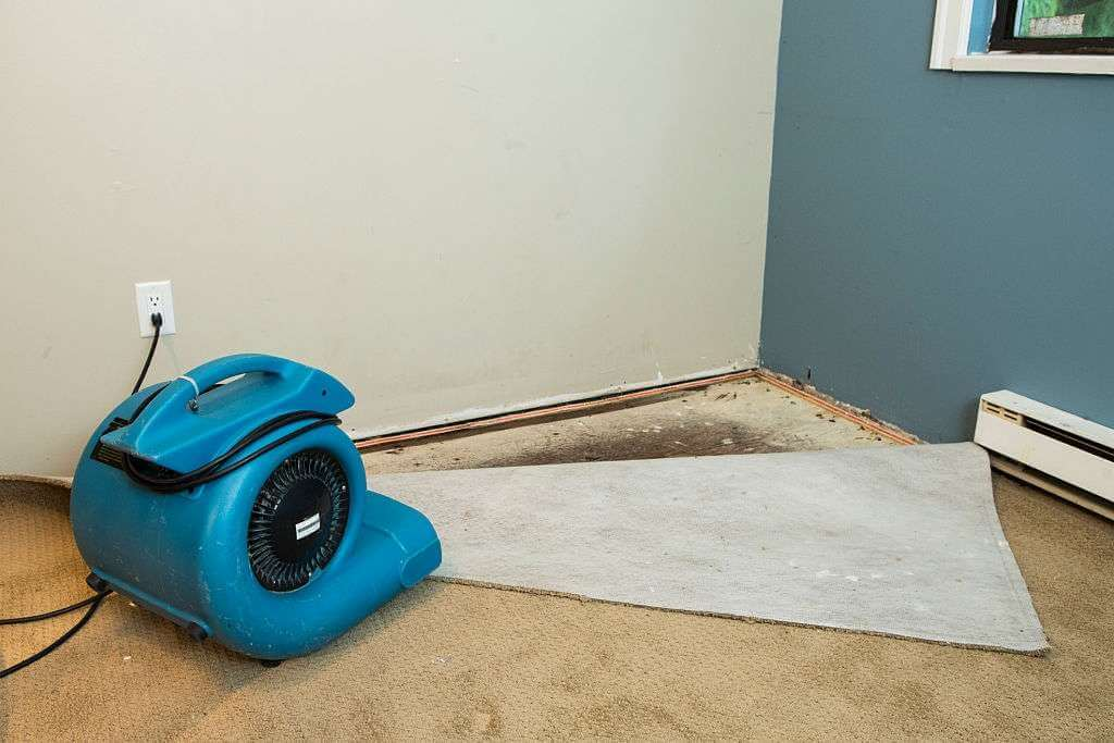 Water Damage Restoration Roseville CA