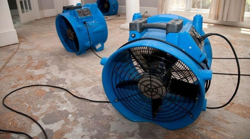 Water Damage Restoration Services in Roseville CA