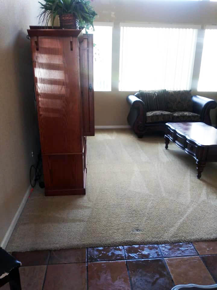 After Carpet Cleaning By Infinity Carpet Care