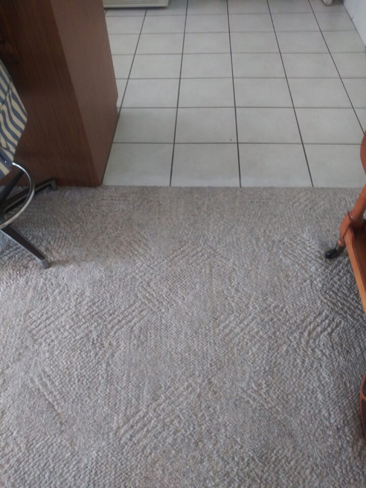 After Carpet Cleaning Roseville