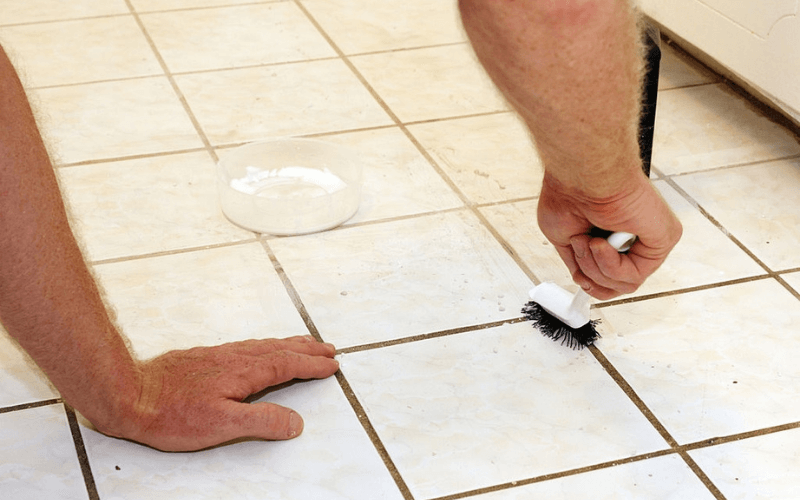 Tile Cleaning Services Roseville CA